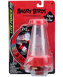 Angry Birds Grab N Glow 2 In 1  Color Changing Light - 6 Years Plus