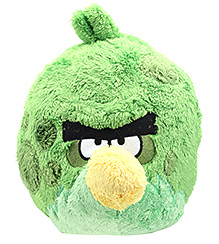 Angry Birds Incredible Terence Bird Plush Toy - 10 Inches
