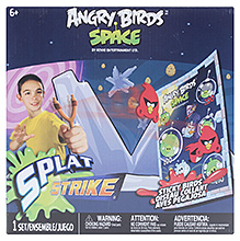 Angry Birds Space Splat Strike - 6 Years Plus