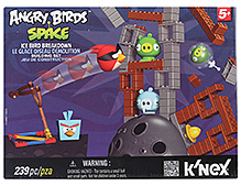 Angry Birds Space Ice Bird Breakdown Set - 5 Years Plus