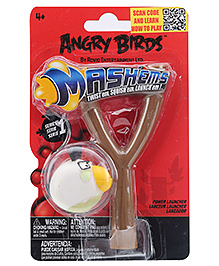 Angry Birds White Bird Mashems Power Launcher - 4 Years Plus