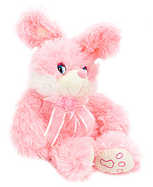 Play N Pets Pink Rabbit Soft Toy - 43 Cm