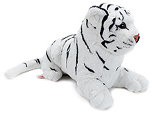 Play N Pets White Tiger Soft Toy - 35 Cm