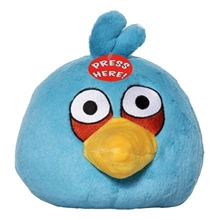 Angry Birds Plush Toy With Sound