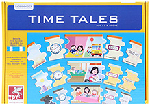 Toy Kraft Time Tales - 5 Years Plus