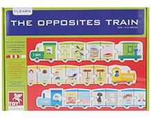 Toy Kraft The Opposite Train - 4 Years Plus - 22 X 30 X 4 Cm