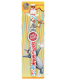 Tom And Jerry Kids Wrist Watch - 23 Cm