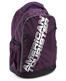 American Tourister Code 05 Back Pack - Purple