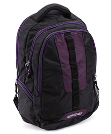 American Tourister Buzz 04 Back Pack - Black