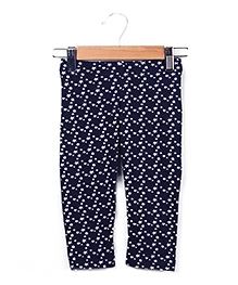 Beebay Star Print Three Fourth Legging