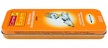 Camlin Orange Mathematical Drawing Instruments High quality instruments for accurate measurement and drawing