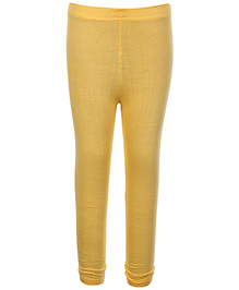 Ollio Kids Full Legging - Gold