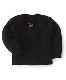 Bodycare Full Sleeves Black Thermal Inner Wear