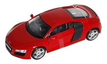 Maisto Audi R8 -  Free Wheel Die Cast Metal Collection