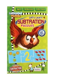 Puzzles – Let's Learn Subtraction