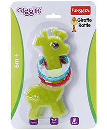 Funskool Giraffe Rattle - 6 Months Plus