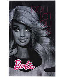 Barbie Notebook Dollicious Print - 96 Sheets - 18.5 X 11 X 1.3 Cm