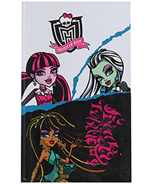 Barbie Print Cover Note Book - 192 Pages