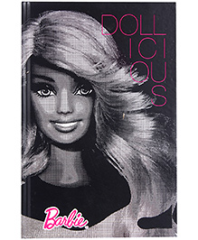 Barbie Notebook Dollicious Print - 96 Sheets