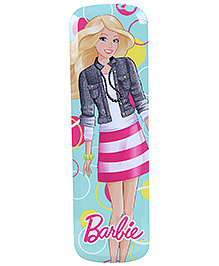 Barbie Graphic Printed Pencil Box - 20.5 x 5.5 x 3 cm