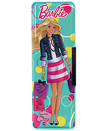 Barbie Graphic Printed Pencil Box