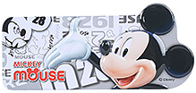 Disney Mickey Mouse Graphic Printed Pencil Box