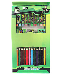 Ben 10 Stationery Set - 26 Pieces