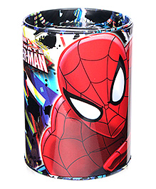 Spider Man Coin Bank - Red