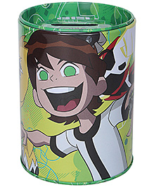 Ben 10 Coin Bank - Green