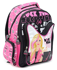 Steffi Love Backpack Pink - 18 Inches
