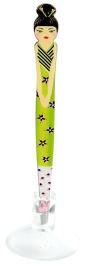 Pylones Tweezers Green - 9.5 cm