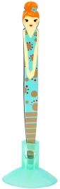 Pylones Tweezers Blue - 9.5 cm