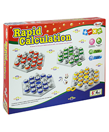 Annie Rapid Calculation Board Game - 6 Years Plus