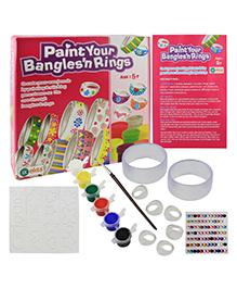Ekta Paint Your Bangles N Rings - 5 Years Plus