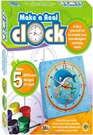 Ekta Make A Real Clock - 8 Years Plus