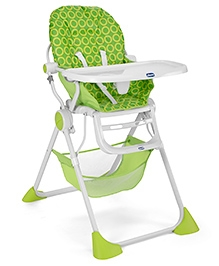 Chicco Pocket Lunch High Chair - Jade