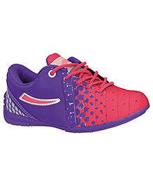 Elefantastik Sneakers Pink And Purple