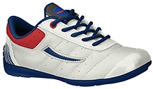 Elefantastik Leather Sneakers Blue And White