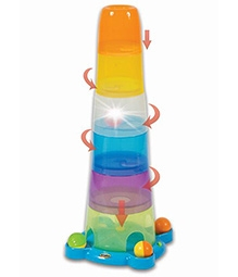 Winfun Stacks O Fun Balls And Cups - 24 X 24 X 21 Cm