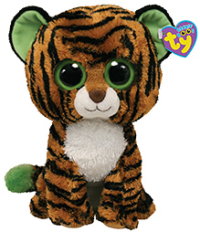 Ty Classic Stripes Tiger - 6 Inch