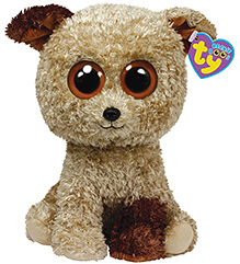 Ty Classic Rootbeer Terrier Puppy - 6 Inch