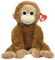Ty Classic Bongo Orangutan - 13 Inch