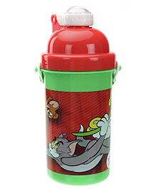 Tom and Jerry Water Bottle Red - 500 ml