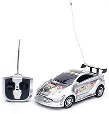 Fab N Funky Super Champion Car Toy - Grey