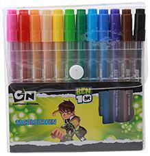 Ben 10 12 Colour Pens