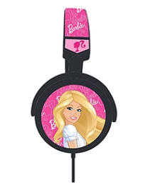 Barbie 3D Dollicious Headphones