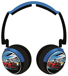 Hotwheels Lightweight And Compact Headphones