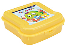 Pratap Sandwich Cum Lunch Box - 13.5 X 13.5 X 5 Cm