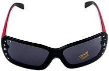 Barbie Square Shaped Sunglasses - Free Size