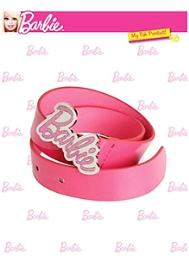 Barbie PU Leather Buckle Belt